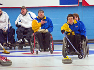 Calgary Wheelchair Curling Association